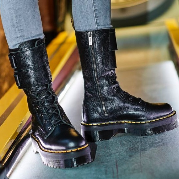 Dr Martens Jagger Boots